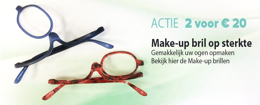 Make-up bril
