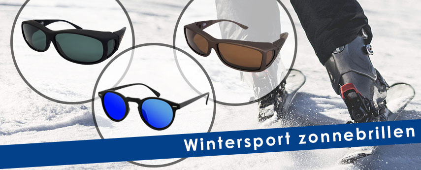 wintersport zonnebrillen