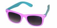HIP Wayfarer half paars-blauw Standaard