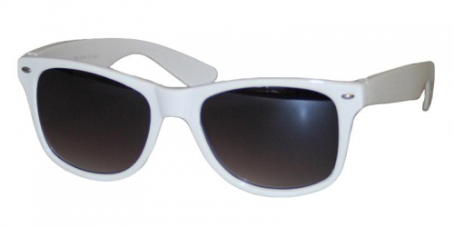 HIP Wayfarer wit glans