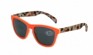 HIP Zonnebril kids oranje/panter