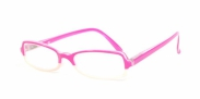 HIP Leesbril Duo donker/licht roze